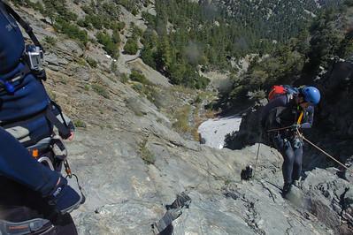 10_05_29 Canyoneering San Antonio Creek 0525