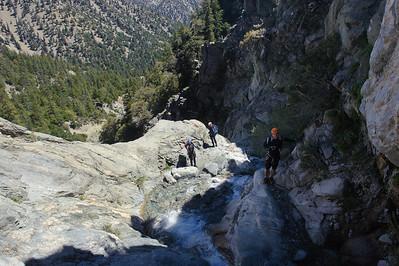 10_05_29 Canyoneering San Antonio Creek 0594