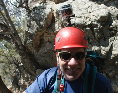 10_03_28 canyoneering Vivian Creek 0100