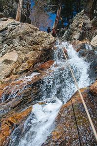 10_03_28 canyoneering Vivian Creek 0120