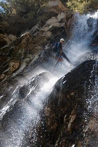 10_03_28 canyoneering Vivian Creek 0395