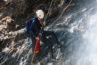 10_03_28 canyoneering Vivian Creek 0484