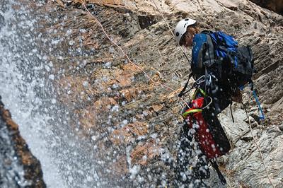 10_03_28 canyoneering Vivian Creek 0173