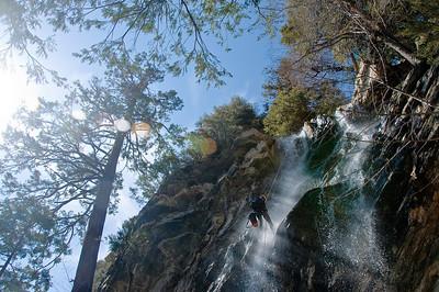 10_03_28 canyoneering Vivian Creek 0422