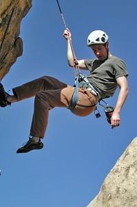 Bob coming off a high Necessary Evil, 10b High Desert