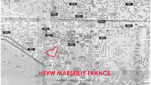 HSVW Marseille - France