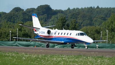 560XL, Air Hamburg, Biggin Hill, Cessna, Citation XLS+, D-CGAA, Festival of Flight 2017; London Biggin Hill Airport,Biggin Hill,London,England
