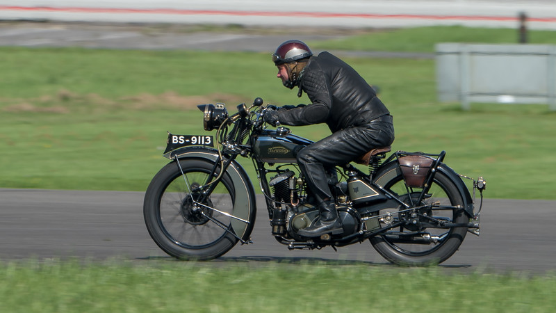 Motorbikes, Wheels, Wings and Wheels 2017; Dunsfold Aerodrome,Waverley District,Surrey,England