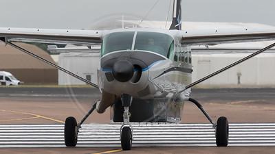 208B, Arrivals, Cessna, Grand Caravan EX, N867EX, RIAT 2015