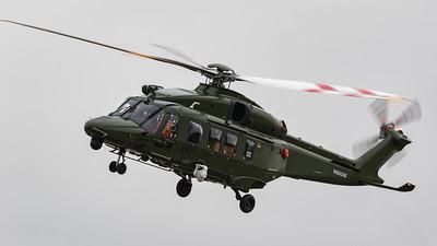 AW-149, Agusta-Westland, Arrivals, CSX81890, Italian Air Force, RIAT 2015