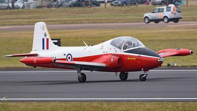 BAC, Jet Provost T.5, RIAT 2015, XW324