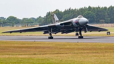 Avro, RIAT 2015, Spirit of Great Britain, Vulcan B2, XH588