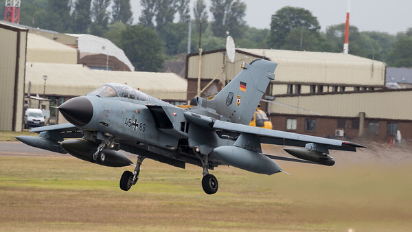 German Air Force, Panavia Aircraft, RIAT 2015, Tornado PA-200