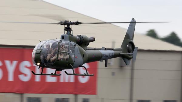 Gazelle, HT.2, RIAT 2015, Royal Marines, The Gazelle Squadron, Westland, XX436
