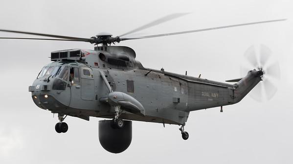 ASaC.7, RIAT 2015, Royal Navy, Sea King, WS-61, Westland, XV697