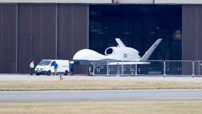 Drone, Northrop Grumman, RIAT 2015