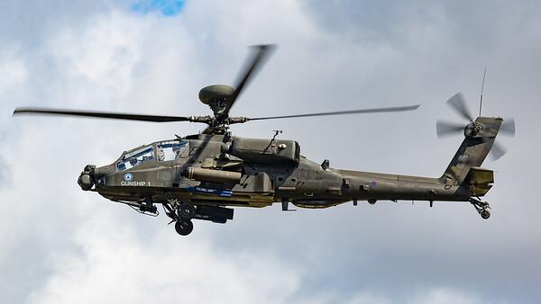 Agusta-Westland, Apache, Army Air Corps, Longbow, RIAT 2015, WAH-64D AH1