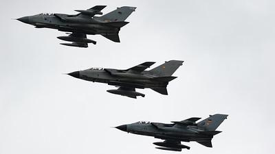 6-30, MM7072, Panavia Aircraft, RIAT 2015, Tornado A-200, Tornado GR.4, Tornado PA-200, Tri-National Tornado Training Establishment, ZA372