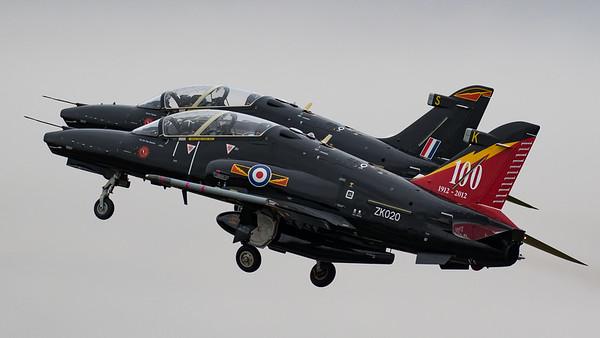 BAe, British Aerospace, Hawk T2, RAF, RIAT, RIAT2015, Royal Air Force, ZK020, ZK028