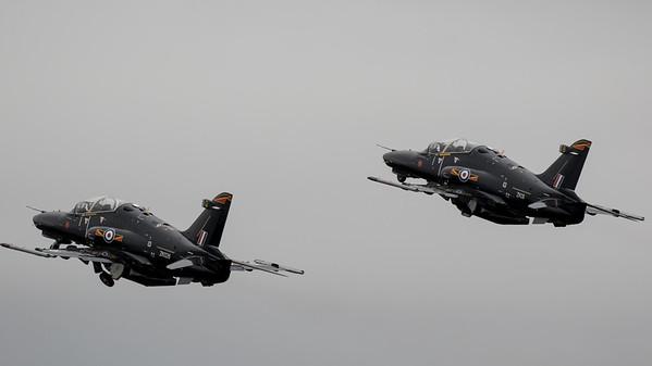 BAe, British Aerospace, Hawk T2, RAF, RIAT, RIAT2015, Royal Air Force, ZK011, ZK026