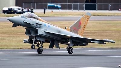 Eurofighter, RAF, RIAT, RIAT2015, Royal Air Force, Typhoon FGR.4, ZK342