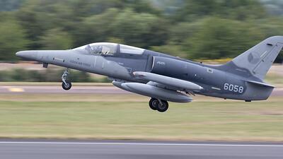 6058, Advanced Light Combat Aircraft, Aero Vodochody, L-159A ALCA, RIAT, RIAT2015