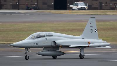 AE9-27, Northrop, RIAT, RIAT2015, SF-5M, Spanish Air Force, Tiger