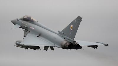 Eurofighter, RAF, RIAT, RIAT2015, Royal Air Force, Typhoon FGR.4, ZK348