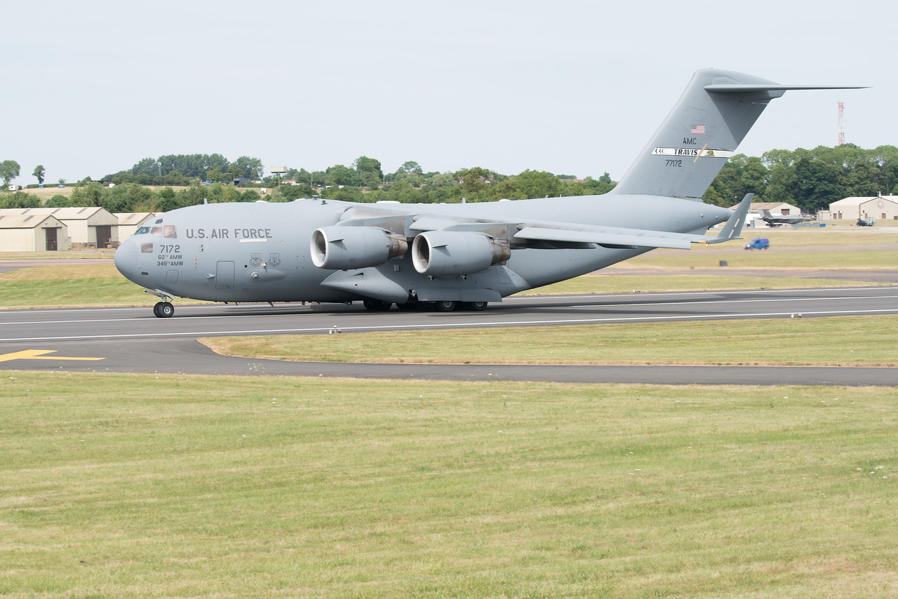 Monday, RIAT 2017, departures; ,,,