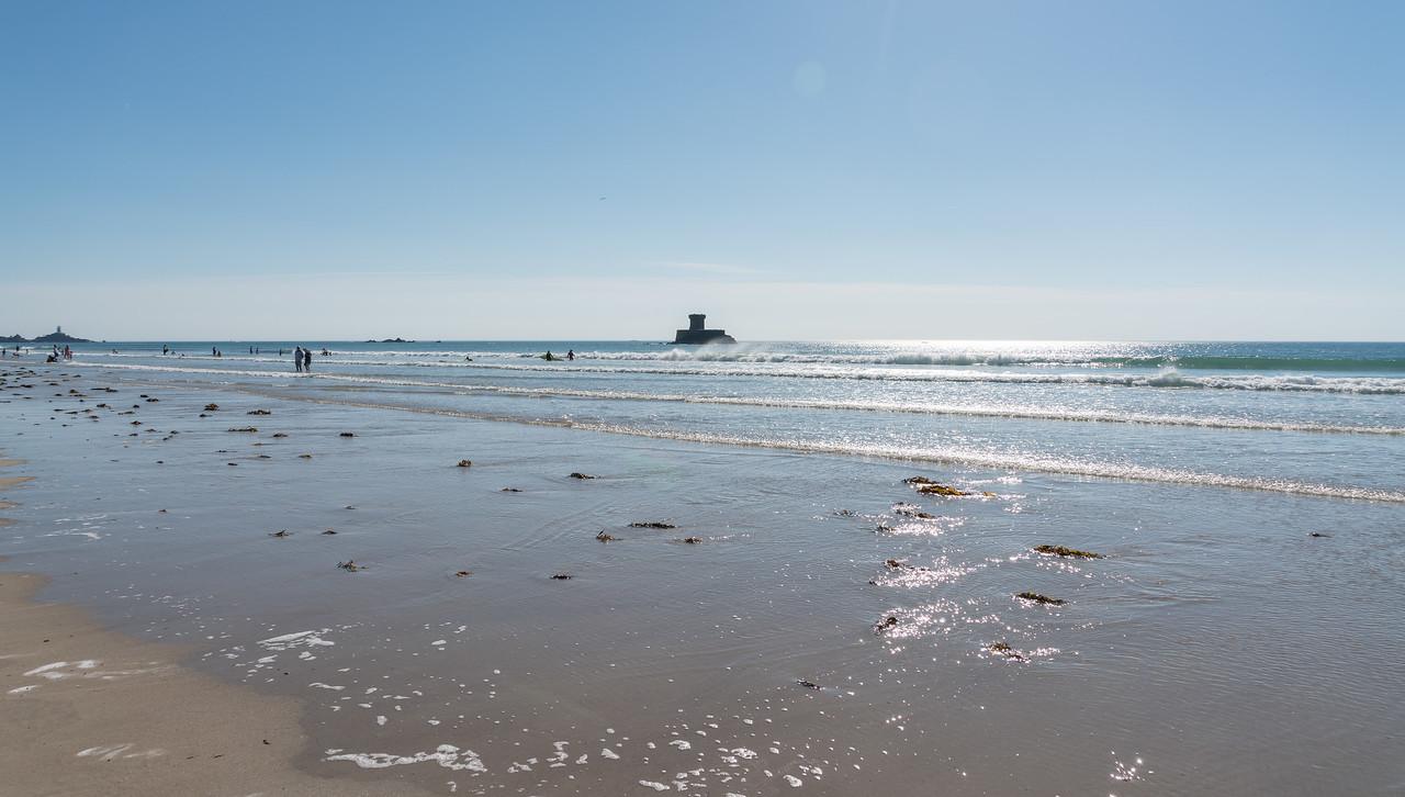 Jersey; Le Braye,,St Brelade,Jersey