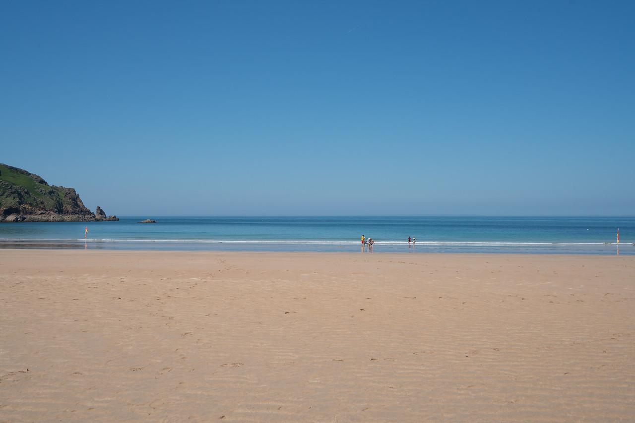 Jersey, Plemont Bay; Plemont,,St Ouen,Jersey