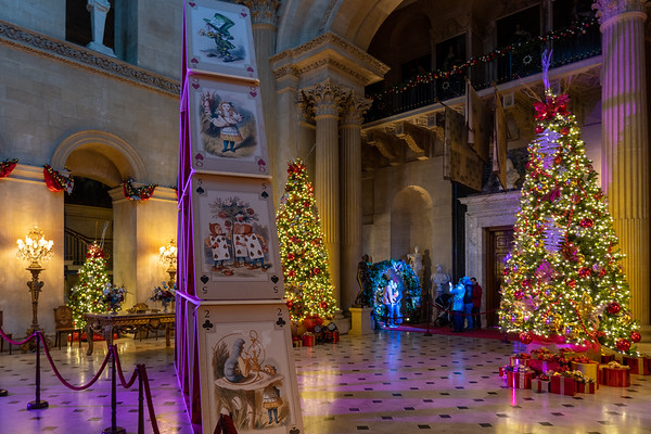 Alice in the Palace, Christmas at Blenheim Palace 2019 - 31/12/2019@15:18