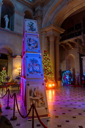 Alice in the Palace, Christmas at Blenheim Palace 2019 - 31/12/2019@15:17