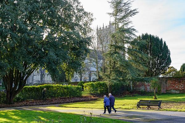Christchurch, Christchurch Priory - 28/11/2019@11:50