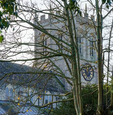 Christchurch, Christchurch Priory - 28/11/2019@11:51