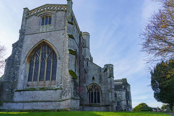 Christchurch, Christchurch Priory - 28/11/2019@11:47