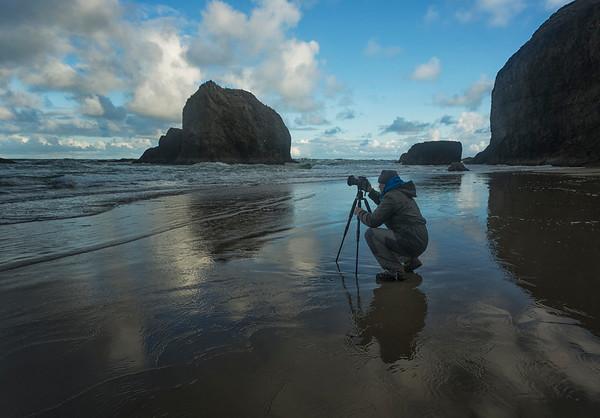 Marco Romani, Oceanside, Oregon