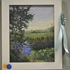 <b>Loxahatchee Morning</b> Honorable Mention, Plein Air Art Contest Everglades Day, February 14, 2015 <i>- Lorrie B. Turner</i>