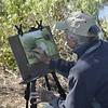 <b>Plein Air Artist</b> Everglades Day, February 14, 2015 <i>- Anthony Lang</i>