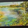 <b>Joyful Loxahatchee</b> Honorable Mention, Plein Air Art Contest Everglades Day, February 14, 2015 <i>- Stan Dornfest</i>