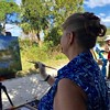 Plein Air Painter Diane Hutchinson