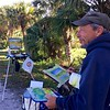 Plein Air Artist Captain Barry