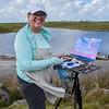 Plein Air Artist Julia Stevens