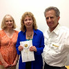 <b>Deborah LaFogg Docherty receives award for Silent Stalker</b> October 26, 2014 <i>- Ralph Papa</i>