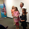 <b>Ava Grace de Peralta and Emilia McGovern receive awards for Peaceful Waters and Foreverglades</b> October 26, 2014 <i>- Ralph Papa</i>