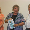 <b>Linda Botwinick receives award for Receding Storm Over Loxahatchee</b> October 26, 2014 <i>- Gabriele Little</i>
