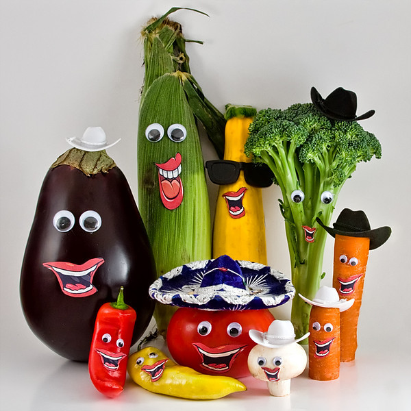 """Laughter Isn't the Best Medicine, Laughing Veggies Are! by <a href=""""http://www.photographycorner.com/forum/member.php?u=14559"""">cup4tml</a>"""