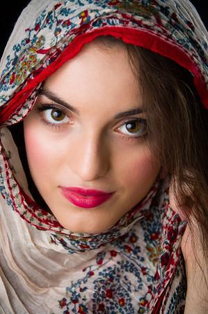 Contest Corner Challenge #75: Pretty Faces