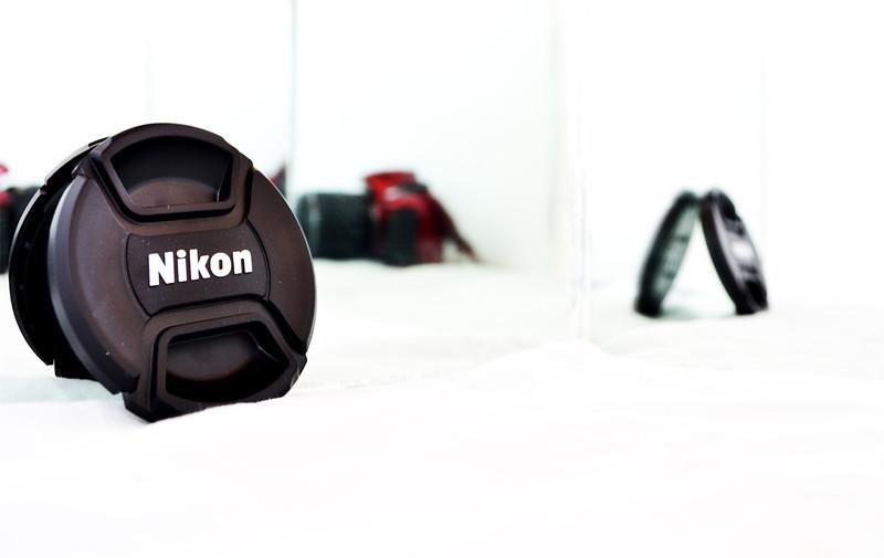 Nikon Lens Cap by vyshak venu