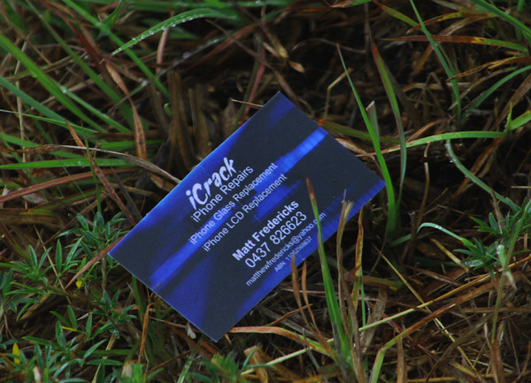 CCC102-05 - Walking Out Bush... by 0tigger